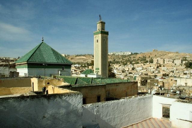 Kairaouine Mosque in Fez - Morocco