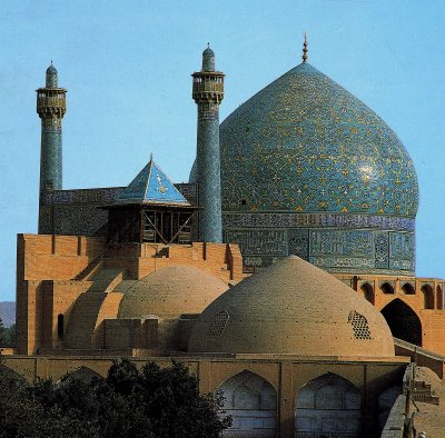 Masjid-i-Shah-Isfahan
